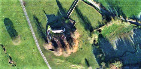 Aerial_view_Crohane_church_site_Tipperary