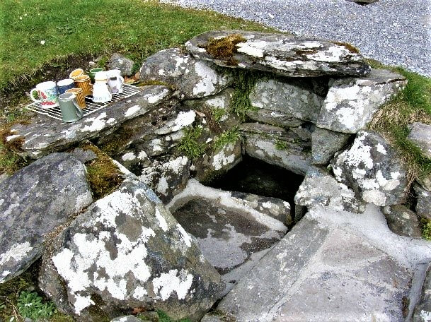 Picture_Well_discovered_during_excavation_Ballyvourney